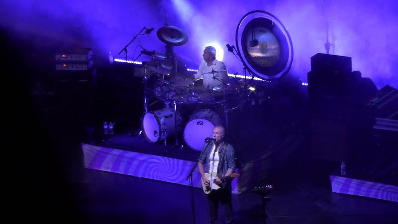 Nick Mason's Saucerful of Secrets at Chicago Theatre, Thursday, Apr 4, 2019 part 1