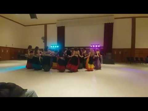 UMass Belly Dance Club ATS Fall 2018 Magical Orient by Emad Sayyah
