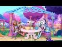 NEW Enchantimals Garden Gazebo with Patter Peacock and Flap! Mattel Enchantimals New