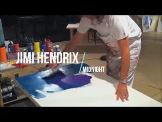 Jimi Hendrix - Midnight