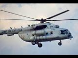 Посадка Ми-8МТ United Nations