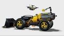 LEGO Summer 2018 Volvo Concept Wheel Loader ZEUX 42081