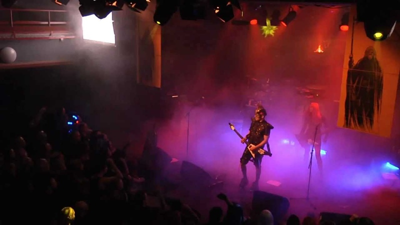 Hanzel Und Gretyl - Ich Bin Über Alles, And We Shall Purify. Live @ Graveyard Party V.mp4