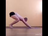 проброс вперед в Аштанга йоге
