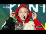 Pentagon - Naughty Boy @ Music Core 180929
