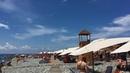 Рассказ о пляже Розы Хутор в Олимпийском парке
