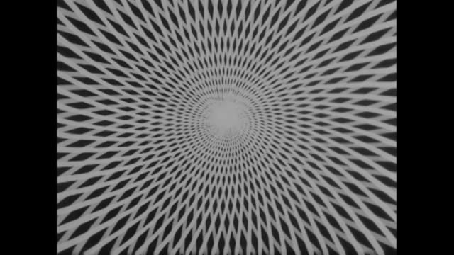 SPIRALS (excerpt) by Oskar Fischinger, 1926