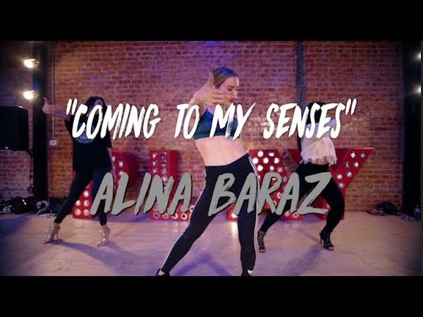 Alina Baraz - Coming to my senses | Nicole Kirkland Choreography