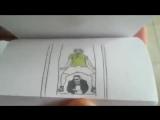PSY - Gangnam Style на бумаге