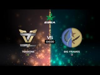 (RU) ESEA Advanced Season 28 North America I TeamOne vs Big Frames I bo3 I by Loompy & Thefish