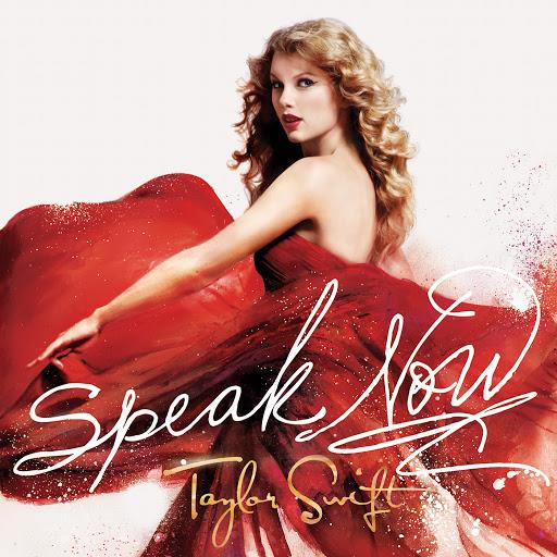 Taylor Swift album Speak Now (Deluxe Package)