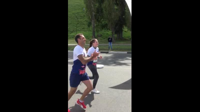 Полумарафон Беги Герой 21.5 км)