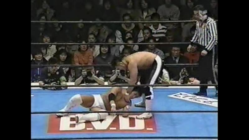 NJPW Fighting Spirit 2004 - Tag 1 (28.01.2004)