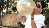 Metallic Gold Balloon