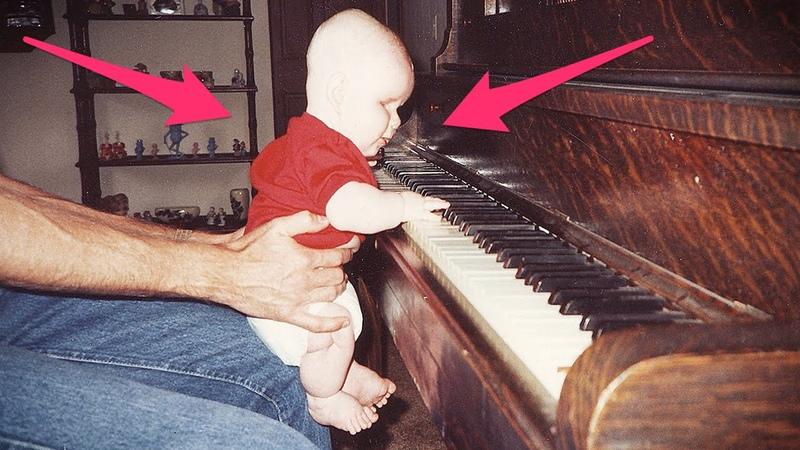 Este Niño Nacido Ciego, Sus Padres Lo Sentaron Frente De Un Piano Y Paso Algo Que Los Dejo Llorando…