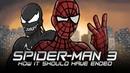 Как Следовало Закончить Фильм Человек паук 3 Враг в отражении