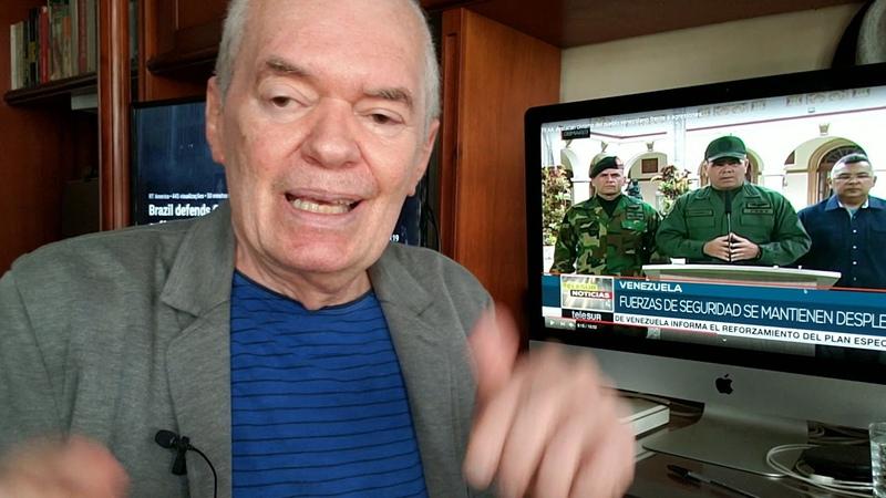 Ataque cibernético na Venezuela EUA deixam as suas digitais
