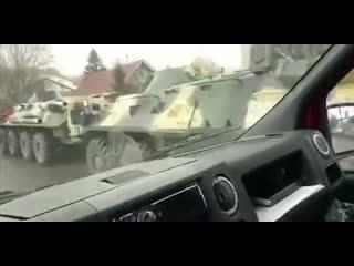 БТР в Казани