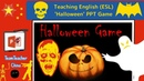 Halloween PPT Game