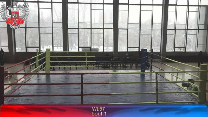 Первенство Московской области по боксу среди юниоров и юниорок 17-18 лет. г. Подольск.День 2