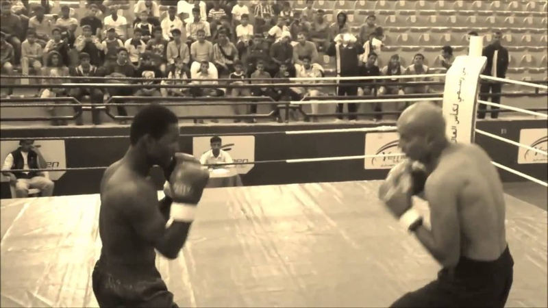 Ali Raymi (God) - P4P hardest puncher of all time