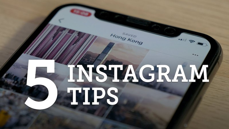 5 INSTAGRAM TIPS — Take Advantage Improve your Photography