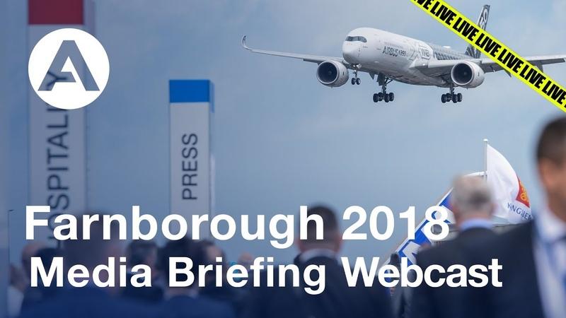 Airbus Media Briefing 2018