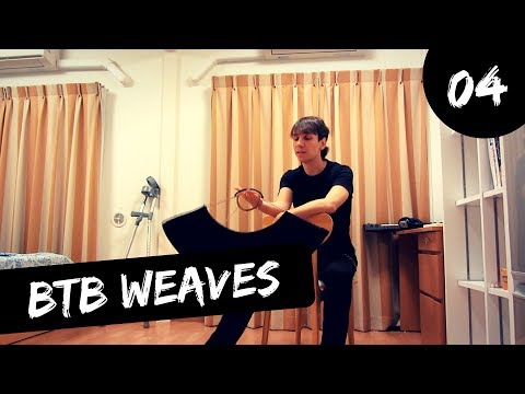 Beginner Fire Fan Tutorial 04 | BTB Weaves