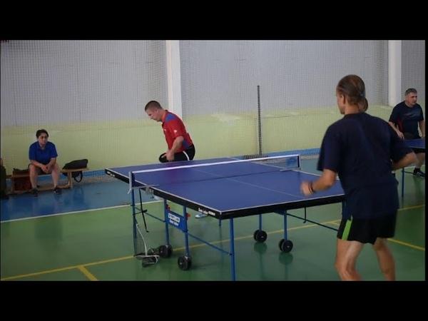 Настольный теннис Окская лига 2018