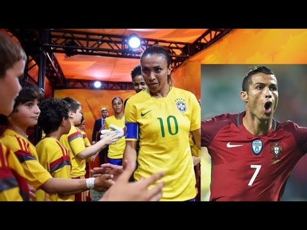 Marta is Better than Cristiano Ronaldo