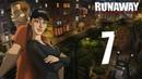 Прохождение Runaway 3: Поворот судьбы - Часть 7 (на русском языке, без комментариев)