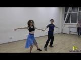Выступление по бразильскому зуку от Артема Воронова и Ксении Малфой на Капустнике