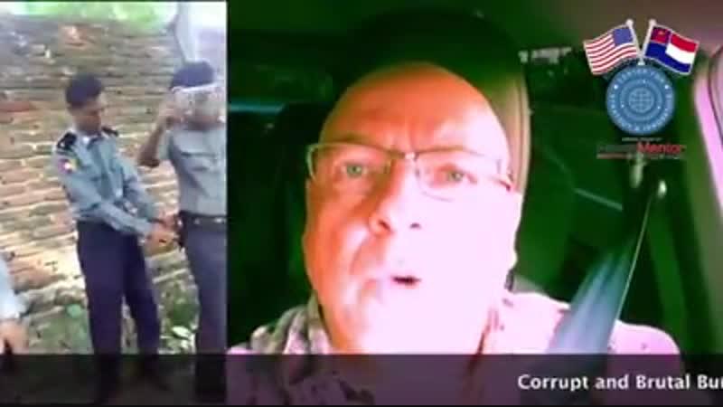 Вероятно, вы видели видео, но вот задняя история этой жертвы коррумпированной и жестокой армии Бирмы!