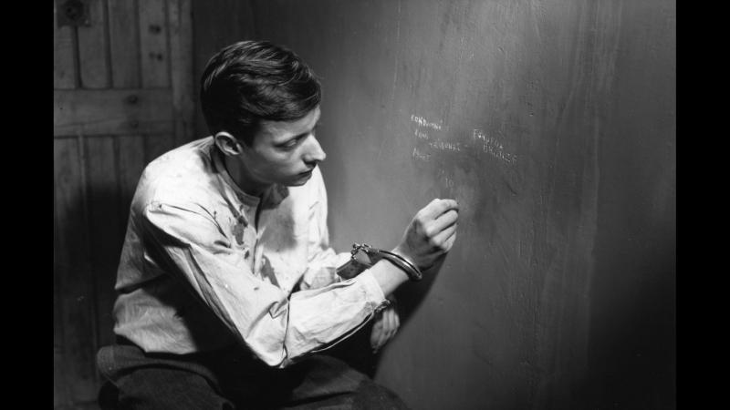 Un condenado a muerte se ha escapado (1956) - Robert Bresson