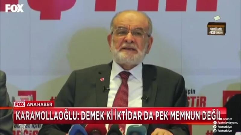 12 Mayıs 2018 Gülbin Tosun ile FOX Ana Haber Hafta Sonu