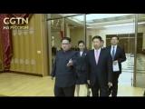 Лидер КНДР Ким Чен Ын пообещал вывести двусторонние отношения с КНР на новый этап развития