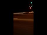 Авто городок, час ночи. Осторожно мат!
