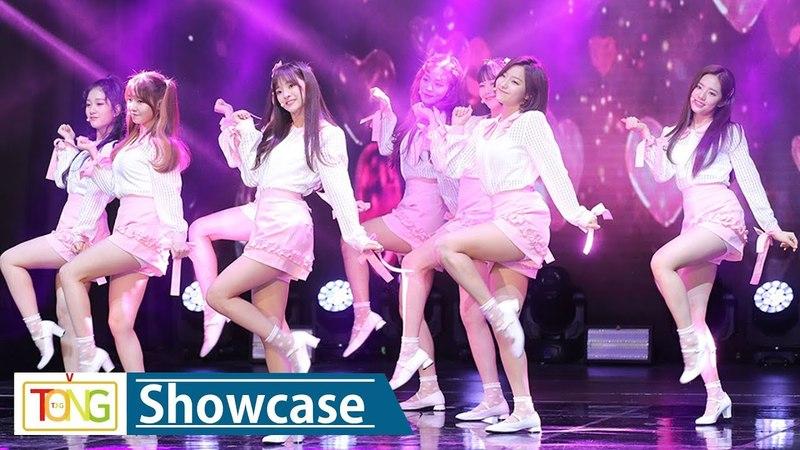 Fromis_9(프로미스나인) 'DKDK'(두근두근) Showcase Stage (쇼케이스, To. Day, IDOL SCHOOL, 아이돌학교)