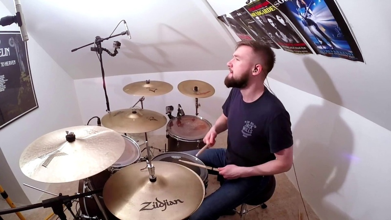 Foo Fighters - Generator (Drum Cover)( Colm Dowling)