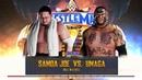 WWE 2K18 Samoa Joe VS Umaga Requested 1 VS 1 Hell In A Cell Match