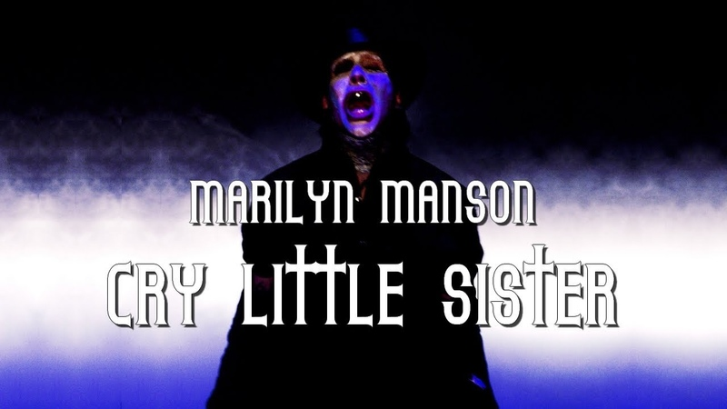 Marilyn Manson - Cry little sister VIDEO with lyrics