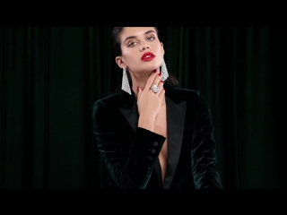 Diamond Earrings – Make A Statement - Graff's Green Lady, Sara Sampaio ( 1080 X 1920 ).mp4