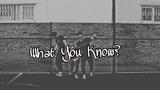Wasabi SHINOBI - What You Know