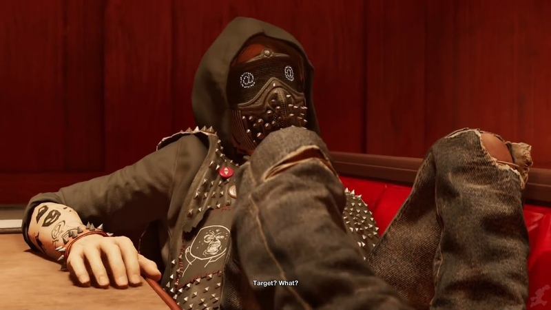 All Wrench cutscenes / cinematics PART 2 - WATCH DOGS 2