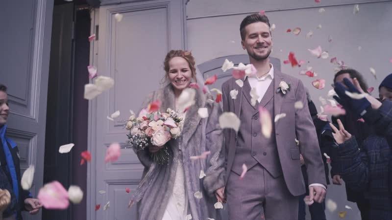 Weddings moment