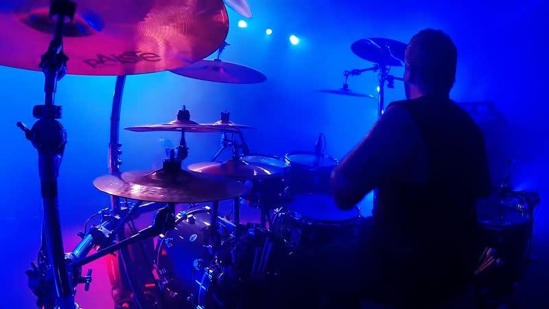 Sven Dirkschneider Drum Cam - Son Of A Bitch (Graspop - Dessel, Belgium)