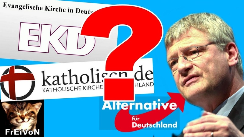 AfD und Großkirchen - Käse von Kässmann und andere Unterstellungen!!