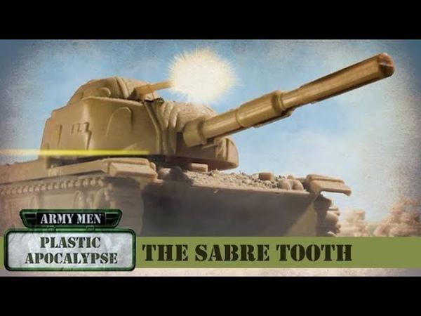 Plastic Apocalypse The Sabre Tooth