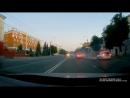 ДТП с машиной ДПС в Орле