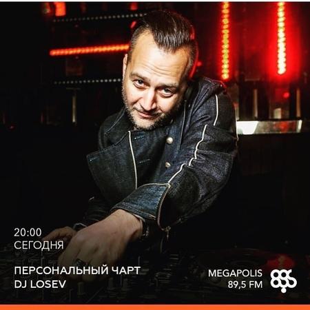 LOSEV – Personal Chart on Megapolis FM – 13.03.2019 158